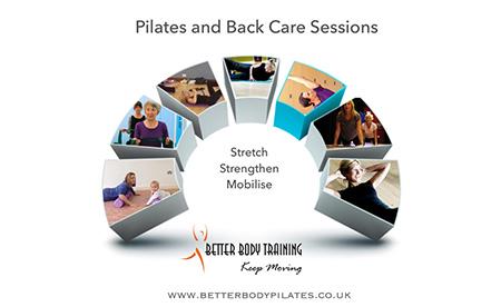 better body pilates general header - Better Body Pilates - Hersham, Walton-on-Thames, Weybridge and Esher