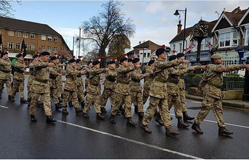 152 Fusiliers Cobham ACF