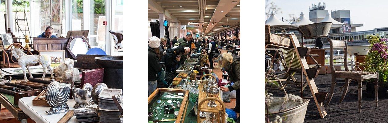 antiques long 400 - Sunbury and Sandown Antiques Market