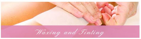 waxing tinting - Sparkle with Beauty Hersham