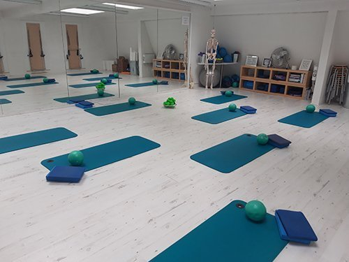 innerspace studio 500 - Innerspace Studio For Pilates and Gyrotonic