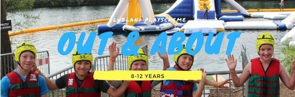 out n about - Clubland Playscheme Holiday Club
