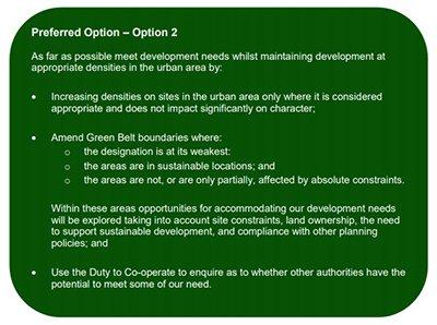 2016 preferred option 400 - Local Plan For Elmbridge Consultation Statement