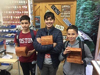 kids woodwork classes 400 - The Great British Woodshop