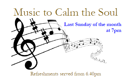 Music To Calm the Soul St Peter's Church Hersham